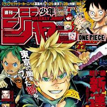 Ranking de popularidad de la Weekly Shonen Jump 27° 2019