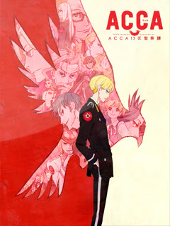 Assistir ACCA: 13-ku Kansatsu-ka (ACCA: 13-Territory Inspection Dept.) Online