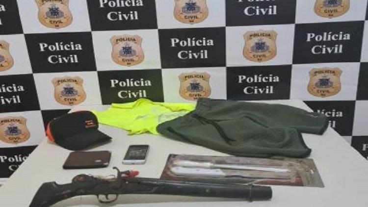 Polícia prense suspeito de matar homem a facadas nesse final de semana em Juazeiro (BA)