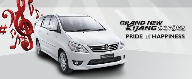 rental mobil grand new innova murah di palembang, sewa mobil grand new innova palembang