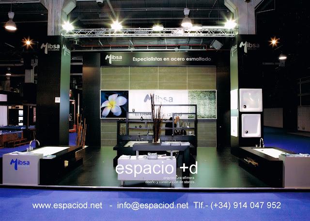 Stands de diseño Madrid Ifema