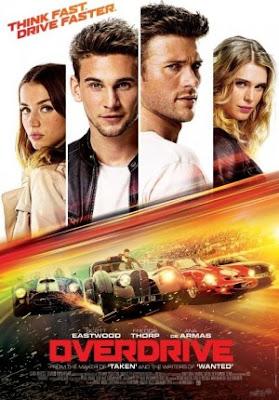 Trailer Film Overdrive 2017