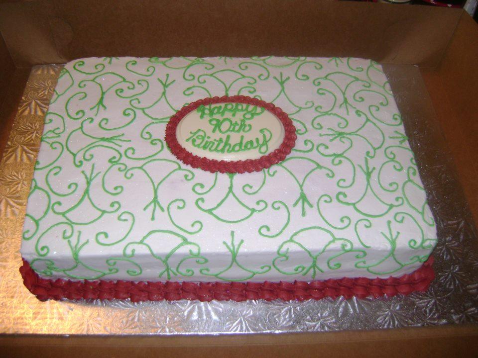 90th Birthday Cake Ideas For Men 108047