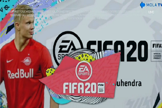 Download Game Android FTS Mod FIFA 20 Update Transfer 2020