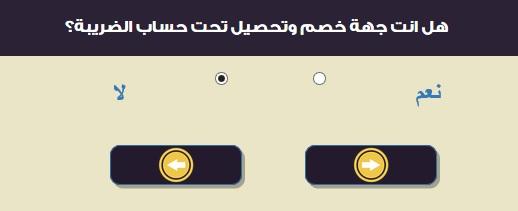 تحديث بوابة الضرائب المصرية | خطواط تسجيل البيانات الضريبية (مستهلك نهائى)
