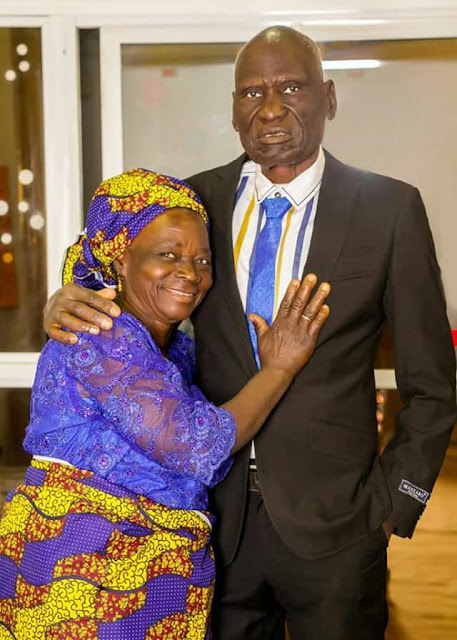 Wedding of the year! Nigerian grandparents set to tie the knot decades after their traditional marriage (photos)