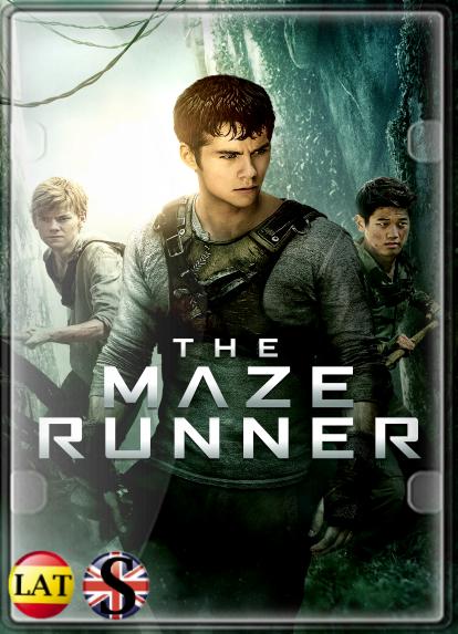 Maze Runner: Correr o Morir (2014) HD 720P LATINO/INGLES