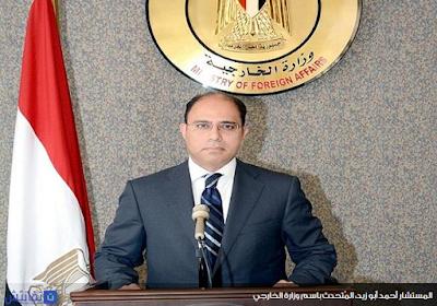 الخارجية المصرية : حلايب وشلاتين نفس وضع صنافير وتيران