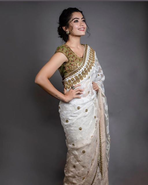 Best Collection of Rashmika Mandanna photos