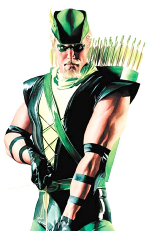 A Day In The Life Of Green Arrow