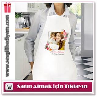 Hamarat Annelere Özel Mutfak Önlüğü