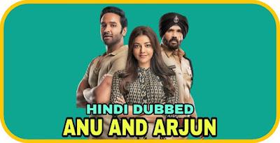 Anu And Arjun Hindi Dubbed Movie