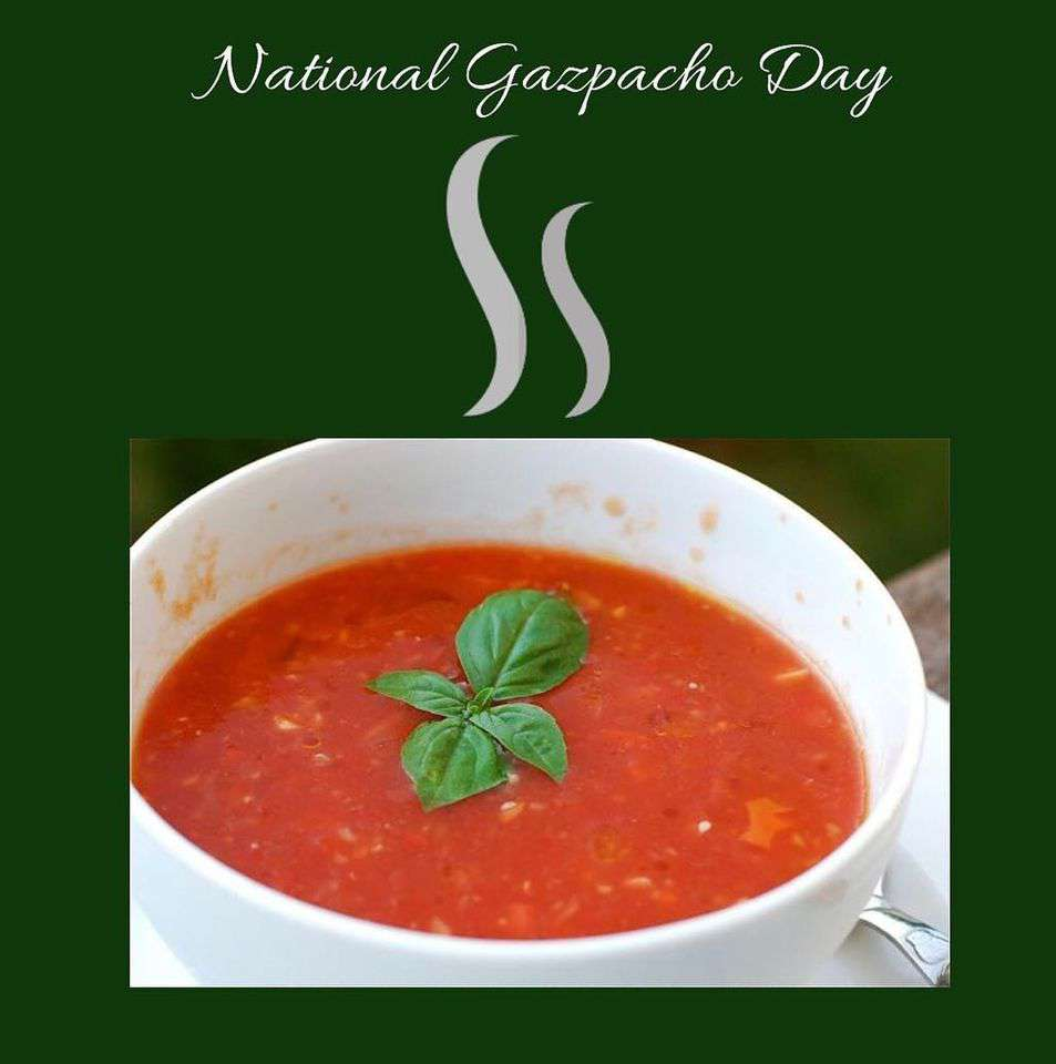 National Gazpacho Day Wishes Awesome Picture