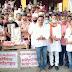 कैंडिल मार्च निकाल कर राघवेन्द्र प्रताप सिंह को दी गई श्रदाँजलि