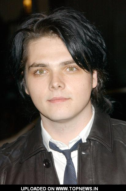 Gerard Way HairStyle Men HairStyles Men Hair Styles