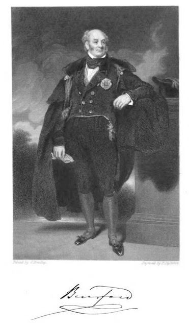 Viscount Beresford engraved by P Lightfoot  from picture by G Bradley inLife of Field-Marshal His Grace   the Duke of Wellington by WH Maxwell (1840)