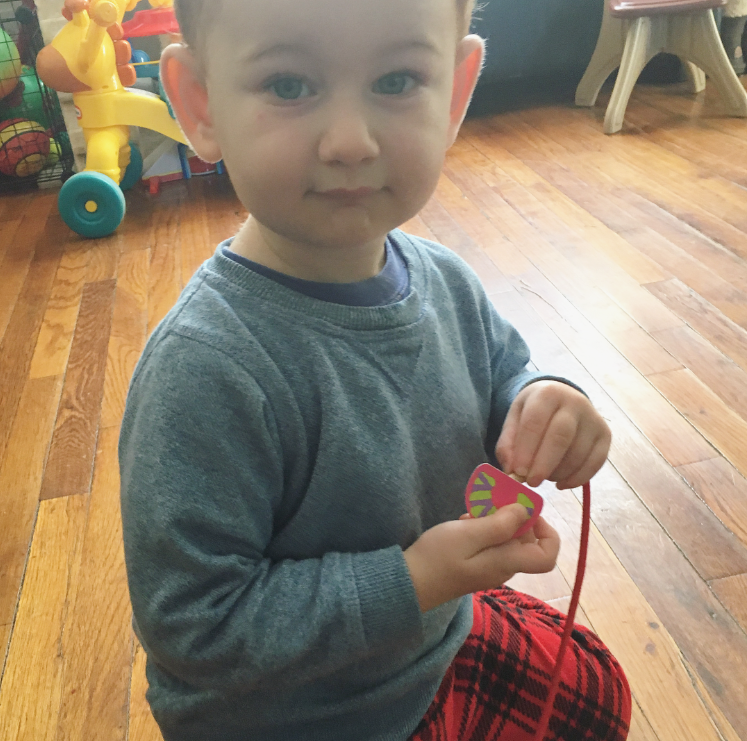 ALEX Toys Little Hands String My ABC Review