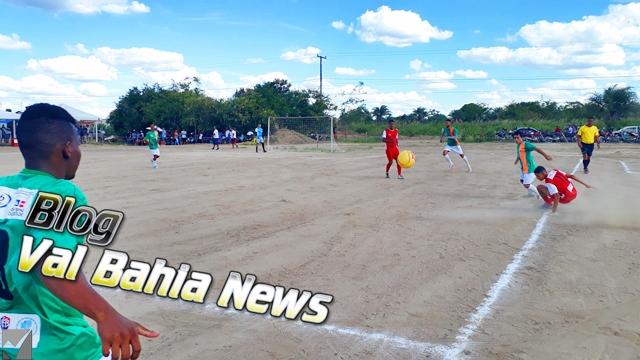 Na tarde deste domingo, 01 de março de 2020, aconteceu à terceira rodada dupla do Campeonato Rural, organizado pela LDV, cujas partidas foram realizadas na localidade de Irrigação (Campo de Larguinho) no município de Várzea da Roça/BA.