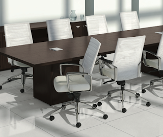 Lufton conference table