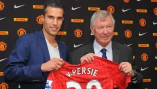Robin van Persie Tells Revealing Story About Sir Alex Ferguson's Disciplinary Methods at Man Utd