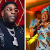[VIDEO] Watch moment Legendary singer Angelique Kidjo dedicated Grammy award to Burna Boy after beating him to it