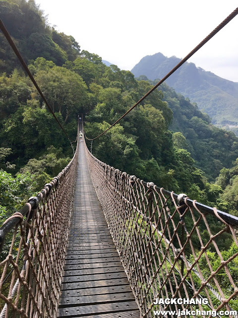 Sky Rope Bridge