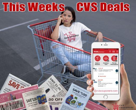 cvs deals 10/4-10/10