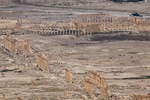 Αρχαία Παλμύρα: Συναυλία για την απελευθέρωση της πόλης