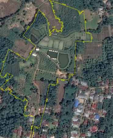 Data dari Google Earth