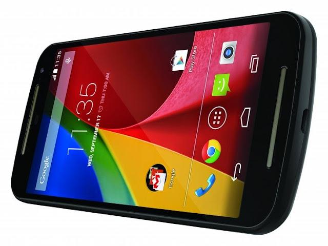 Spesifikasi dan Harga Motorola Moto G