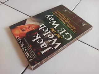 9 Buku Bekas Jack Welch And The GE Way