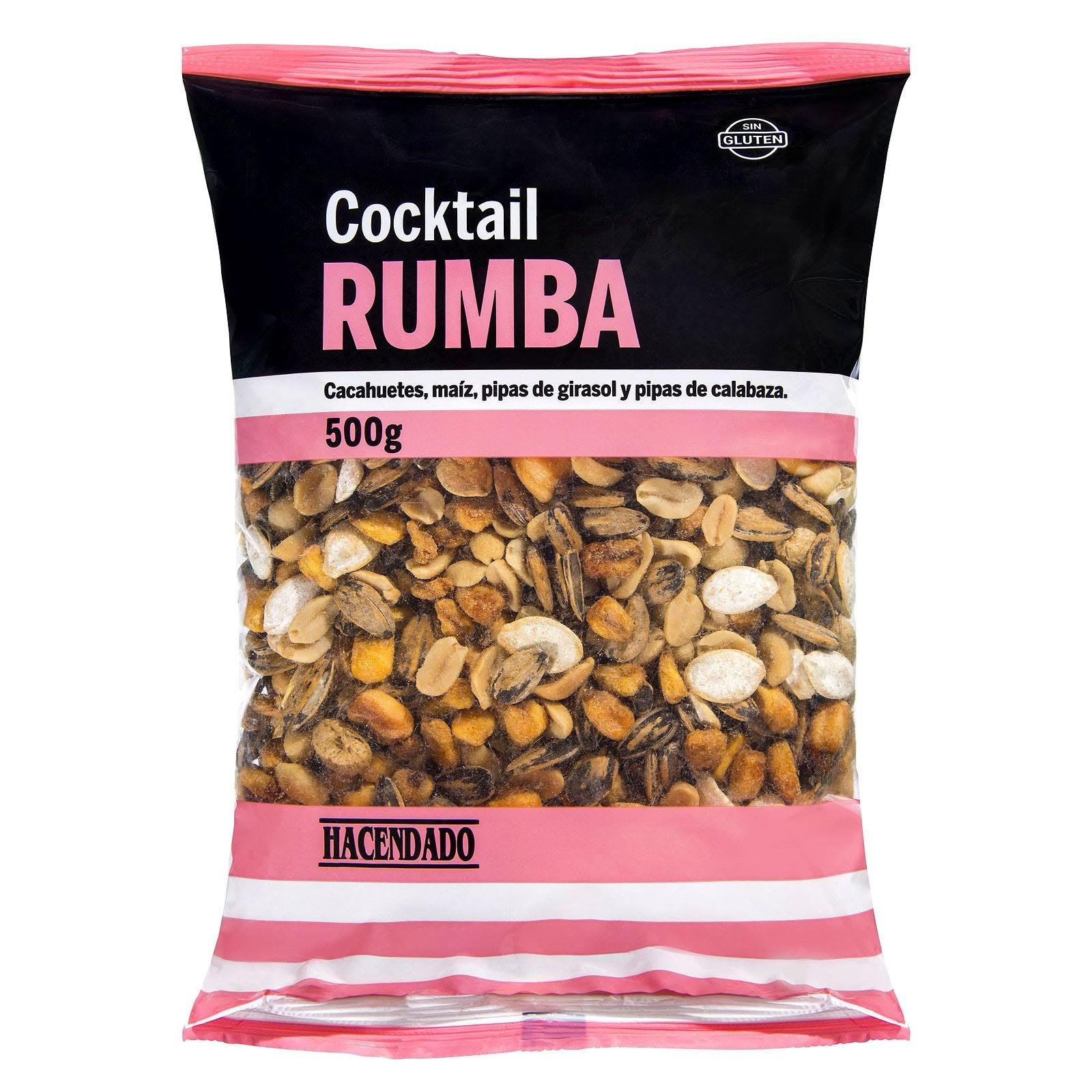 Cocktail rumba Hacendado