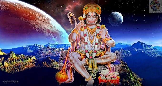 Lord Hanuman Wallpaper 4K UHD God Hanuman Ji Images For Hanuman Jayanti