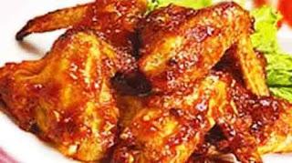 Resep Sayap Ayam Goreng Pedas Manis