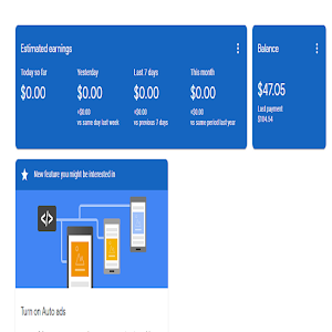 jual akun google adsense 2013