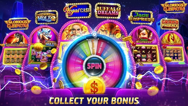high paying casino slot games
