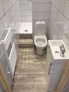 Pola pemasangan keramik kamar mandi 5