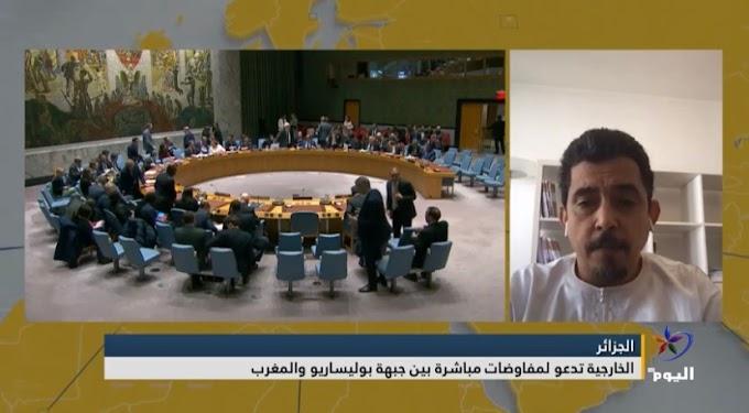 Oubbi Buchraya: ''Estamos listos para entablar negociaciones con Marruecos, pero eso no significa detener la luchar armada.''