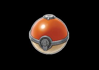 Pokébola Pokémon Legends: Arceus