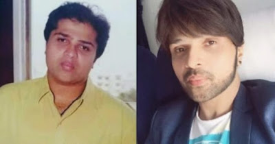 Himesh Reshammiya Looks Attractive