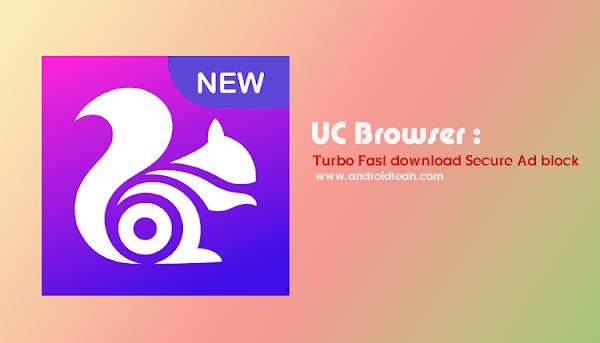 UC Browser Turbo Fast download Secure Ad block v1.7.9.900 [Mod]