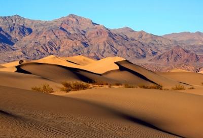 Wawasan Tentang Gurun Death Valley