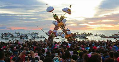 Festival Pesta Tabuik Even Tahunan Pariaman
