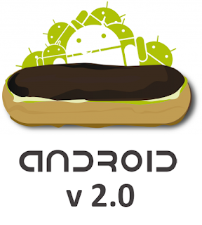Android Eclair - Version 2.0 of Android