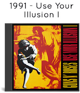 1991 - Use Your Illusion I