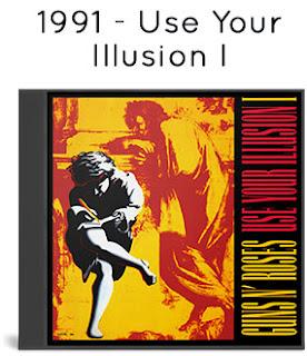 1991 - Use Your Illusion I