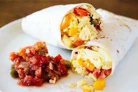 How to make very delicious breakfast burrito.