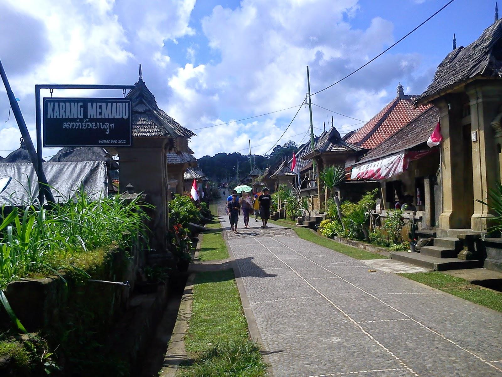 Penglipuran: Desa Paling Rapih & Bersih Di Bali