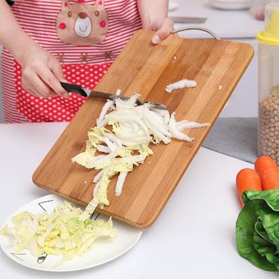 Non-Slip-Wooden-Bamboo-Cutting-Board