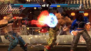 Tekken 4 Highly Compressed